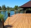 Egzotyka na tarasie: Bambusowy system tarasowy Kopp